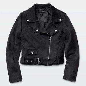 Talula Morton Sueded Jacket